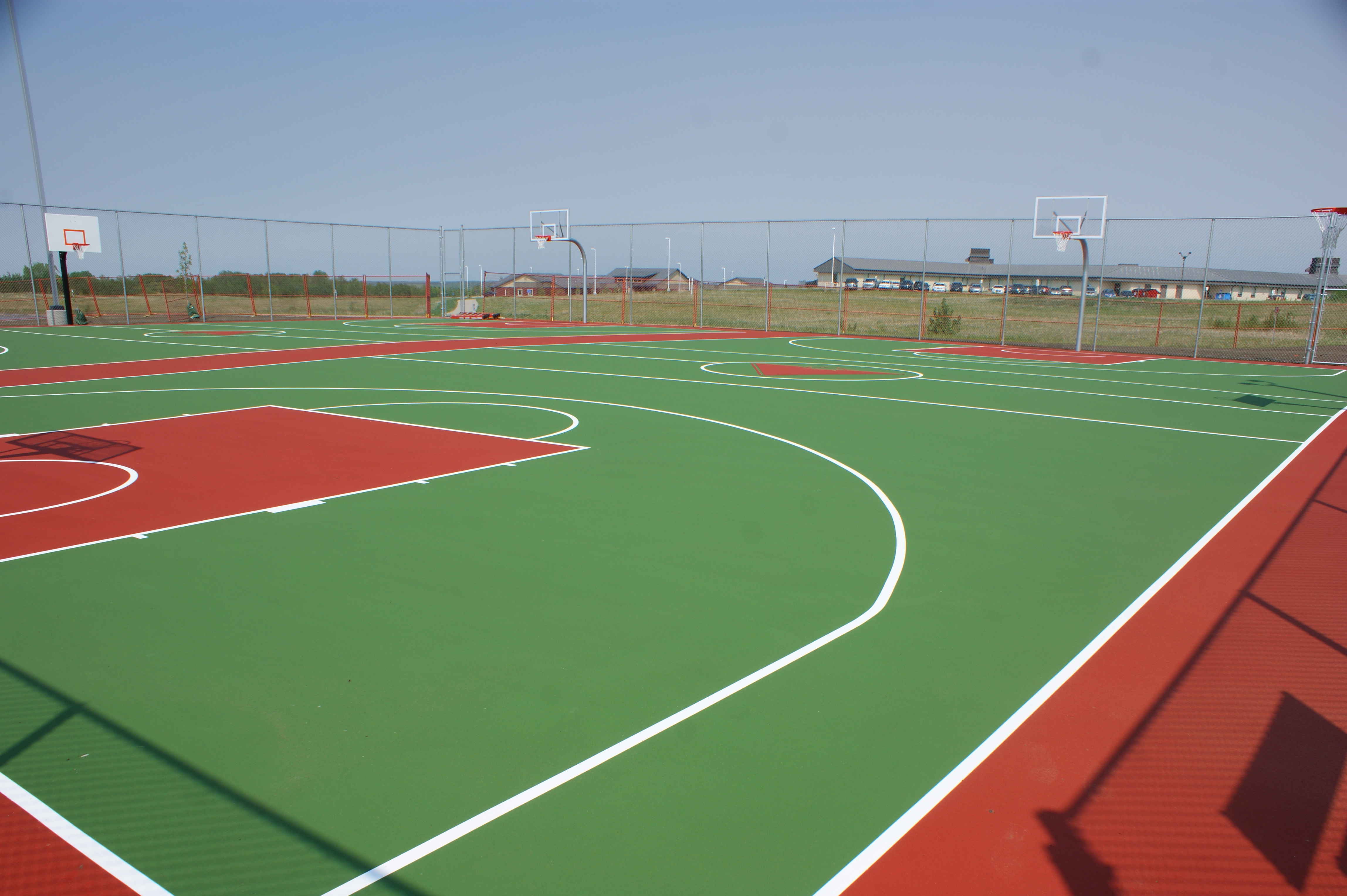 Canadian Tire Basketball courts.JPG