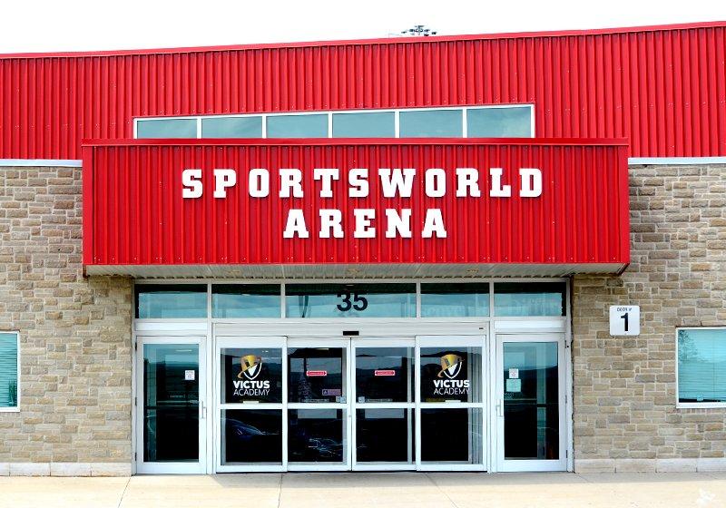 Image of Sportsworld Arena