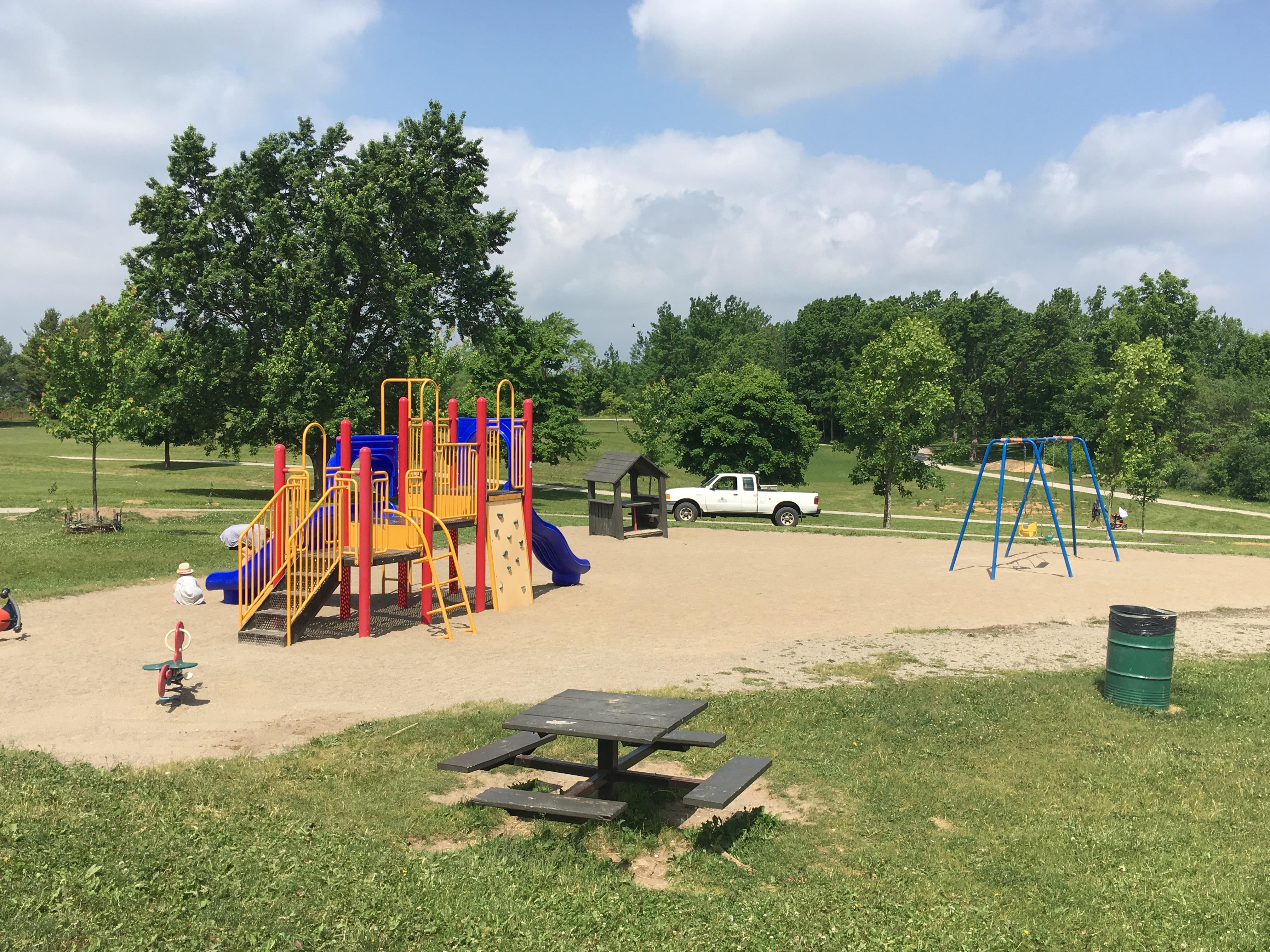 Image of A.R. Kaufman Public School Playground