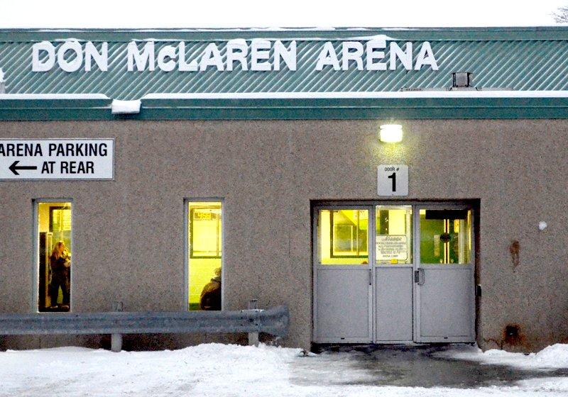 Image of Don Mc Laren Arena