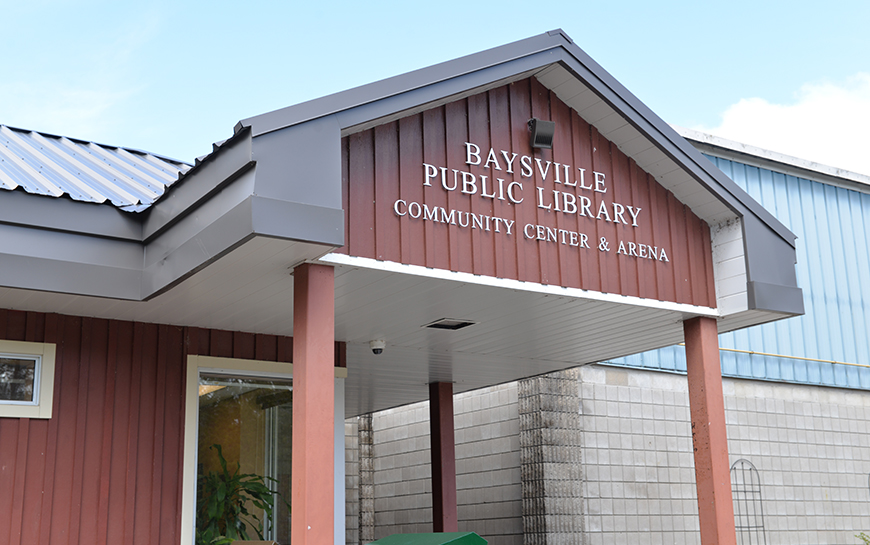 baysville community centre.JPG