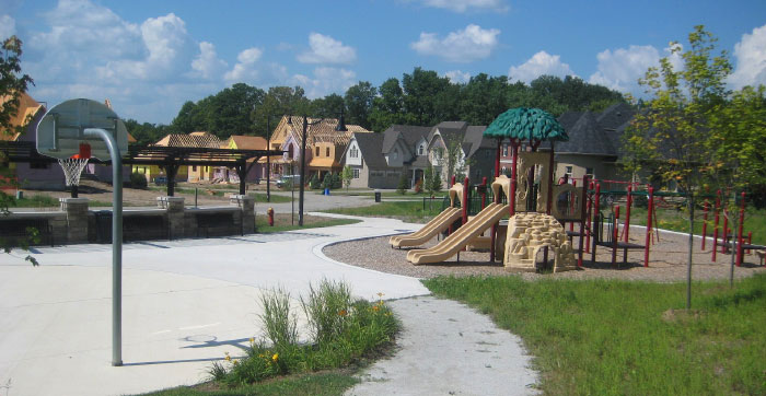 Image of Ainley Trail Parkette
